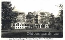 med100137 - Michigan Soldiers Home, Grand Rapids, MI Medical Hospital, Sanitarium Postcard Postcards