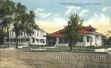 med100140 - Lamar Hospital, Lamar, MO Medical Hospital, Sanitarium Postcard Postcards
