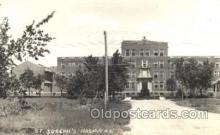 med100141 - St. Joseph's Hospital, Mitchell, SD Medical Hospital, Sanitarium Postcard Postcards