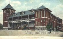 med100148 - Soldier's Home, Leavenworth, KS Medical Hospital, Sanitarium Postcard Postcards