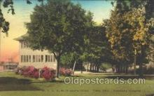 med100155 - Orphan's Home, Tiffin, OH Medical Hospital, Sanitarium Postcard Postcards