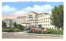 med100158 - Good Samaritan Hospital, Dayton, Ohio Medical Hospital, Sanitarium Postcard Postcards