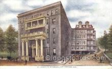 med100172 - St. Joseph's Infirmary, Hot Springs, AR Medical Hospital, Sanitarium Postcard Postcards