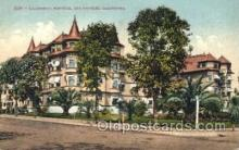 med100176 - California Hospital, Los Angeles, CA Medical Hospital, Sanitarium Postcard Postcards