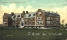 med100179 - House of the Good Shepherd, Utica, NY Medical Hospital, Sanitarium Postcard Postcards