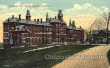 med100182 - Maine General Hospital, Portland, ME Medical Hospital, Sanitarium Postcard Postcards