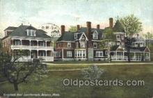 med100183 - Greylock Rest Sanitarium, Adams, MA Medical Hospital, Sanitarium Postcard Postcards