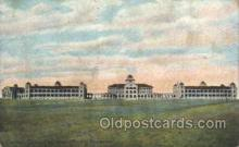 med100187 - The Agnes Sanitarium, Denver, CO Medical Hospital, Sanitarium Postcard Postcards