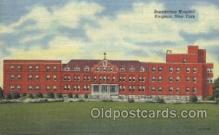 med100194 - Benedictine Hospital, Kingston, NY Medical Hospital, Sanitarium Postcard Postcards