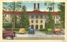 med100198 - Archbold Memorial Hospital, Thomasville, GA Medical Hospital, Sanitarium Postcard Postcards