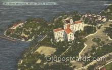 med100202 - Mt. Sinai Hospital, Miami Beach, FL Medical Hospital, Sanitarium Postcard Postcards