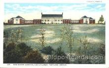 med100218 - New Shrine Hospital for Children, Portland, OR Medical Hospital, Sanitarium Postcard Postcards