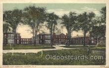 med100237 - Albany City Hospital, Albany, NY Medical Hospital, Sanitarium Postcard Postcards
