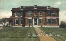 med100240 - Henry H Morgan Home for Nurses, Auburn, NY Medical Hospital, Sanitarium Postcard Postcards