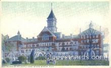 med100242 - Michigan Soldiers Home, Grand Rapids, MI Medical Hospital, Sanitarium Postcard Postcards