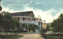 med100248 - Soldier's Home, Milwaukee, WI Medical Hospital, Sanitarium Postcard Postcards