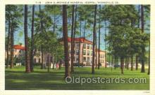 med100258 - Medical Hospital, Sanitarium Postcard Postcards
