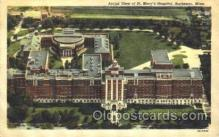 med100274 - Medical Hospital, Sanitarium Postcard Postcards
