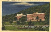 med100276 - Medical Hospital, Sanitarium Postcard Postcards