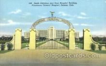 med100289 - Medical Hospital, Sanitarium Postcard Postcards