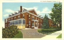 med100295 - Medical Hospital, Sanitarium Postcard Postcards