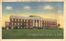 med100301 - Medical Hospital, Sanitarium Postcard Postcards