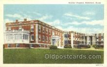med100303 - Medical Hospital, Sanitarium Postcard Postcards