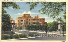 med100312 - Medical Hospital, Sanitarium Postcard Postcards