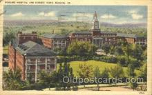 med100314 - Medical Hospital, Sanitarium Postcard Postcards