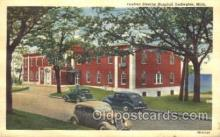 med100316 - Medical Hospital, Sanitarium Postcard Postcards