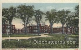 med100333 - Hospital, Hospitals Postcard Postcards