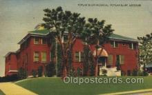 med100360 - Polar Bluff, Missouri, USA Hospital, Hospitals Postcard Postcards