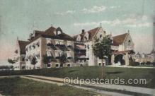 med100371 - Allentown Hospital, Allentown, Pa, USA Hospital, Hospitals Postcard Postcards