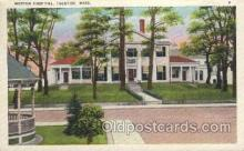 med100377 - Morton Hospital, Tauton, Mass, USA Hospital, Hospitals Postcard Postcards