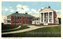 med100497 - Beverly Hospital Beverly, MA, USA Postcard Post Cards Old Vintage Antique