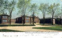med100527 - Albany City Hospital Albany, NY, USA Postcard Post Cards Old Vintage Antique