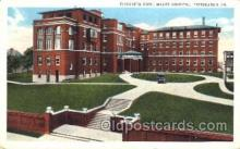 med100545 - Elizabeth Steel Magee Hospital Pittsburgh, PA, USA Postcard Post Cards Old Vintage Antique