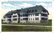 med100550 - Onondaga Sanitorium Syracuse, NY, USA Postcard Post Cards Old Vintage Antique