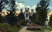 med100552 - State Hospital Binghamton, NY, USA Postcard Post Cards Old Vintage Antique