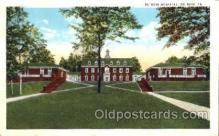 med100559 - Du Bois Hospital Du Bois, PA, USA Postcard Post Cards Old Vintage Antique