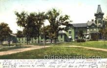 med100560 - RA Packer Hospital Sayre, PA, USA Postcard Post Cards Old Vintage Antique