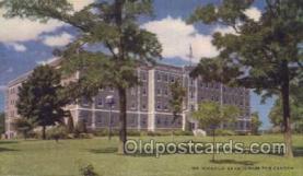 med100566 - Dr Nichols Sanatorium for Cancer Savannah, MO, USA Postcard Post Cards Old Vintage Antique
