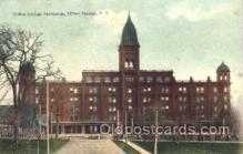 med100569 - Clifton Springs Sanitarium Clifton Springs, NY, USA Postcard Post Cards Old Vintage Antique