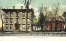 med100570 - Whiteboro Sanitarium & Anchor Mill Whitesboro, NY, USA Postcard Post Cards Old Vintage Antique