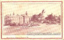 med100576 - Maine General Hospital Portland, ME, USA Postcard Post Cards Old Vintage Antique