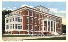 med100577 - New Hospital Waterbury, CT, USA Postcard Post Cards Old Vintage Antique