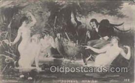 mer001005 - Mermaid, Mermaids Postcard Postcards