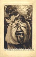 met001142 - Metamorphic Postcard Postcards
