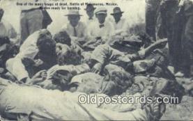 mex001043 - Mexico Mexican War Postcard Post Card Postal Mexicano Guerra tarjetas postales