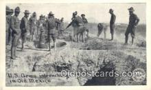 mex001059 - Old Mexico Mexican War Postcard Post Card Postal Mexicano Guerra tarjetas postales
